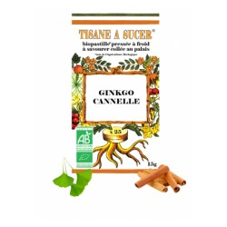 GINKGO CANNELLE